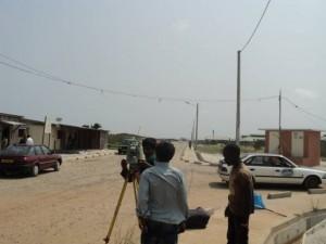 route-survey-port-gentil-gabonw-africa